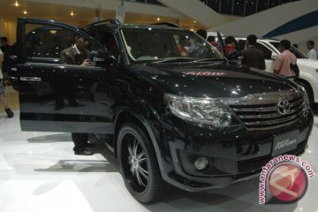 """Fortuner pimpin pasar """"high SUV"""""""