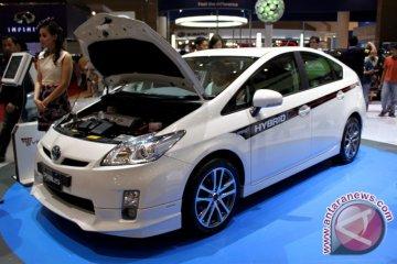 Baterai Toyota Prius hibrid jadi incaran maling