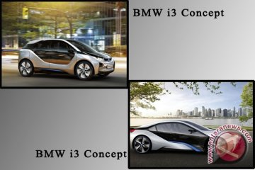 BMW i3 listrik sudah terpesan ratusan unit