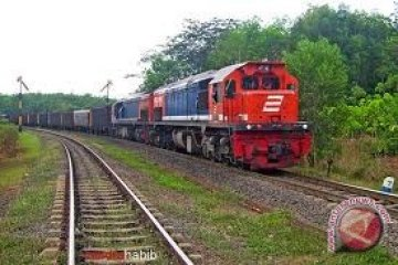Pemerintah dorong percepatan pengoperasian kereta api tambang di Sumsel