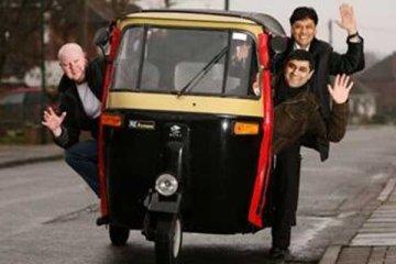 Bajaj jelajahi London - India