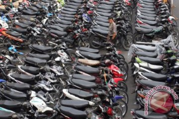 Penjualan motor belum terpengaruh krisis global
