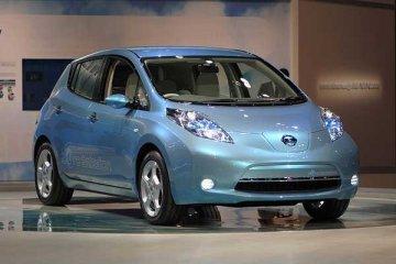 Ada 1,5 juta mobil listrik Nissan tahun 2016