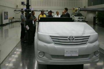 """Melongok """"dapur"""" desain Toyota di Australia"""