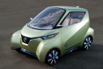"""Nissan Pivo 3 bisa dikendalikan lewat """"HaPe"""""""