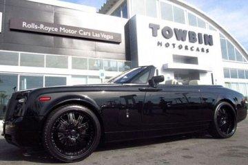 David Beckham Jual Rolls-Royce