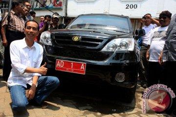 Bekas mobil dinas Presiden Jokowi  dilelang