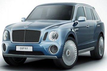 Bentley kini bikin SUV