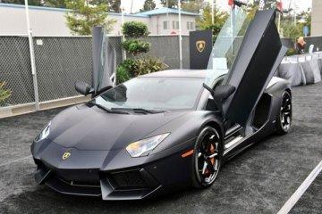 Lamborghini Aventador SV ludes terjual