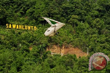 Desa Rantih Bentang Alam Hutan Tropis Sawahlunto Antara News