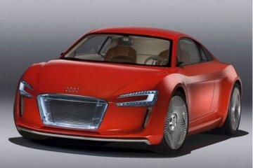 Audi ini lebih irit dari motor bebek