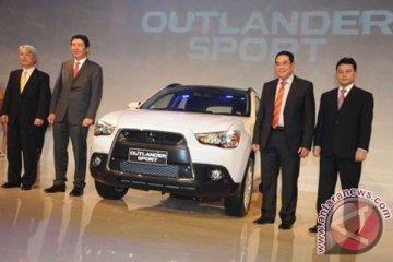 Penjualan Mitsubishi tumbuh 10,8 persen pada 2012