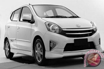 Pangsa pasar Toyota naik menjadi 36,8 persen