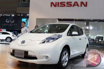 Alasan Nissan LEAF tidak dipajang di IIMS 2013
