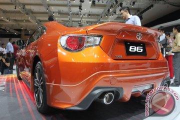 Toyota segera perkenalkan GT 86 atap terbuka