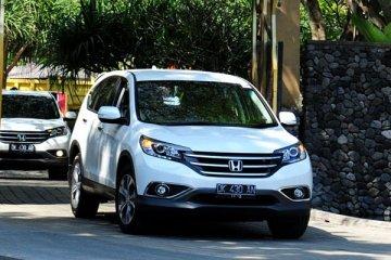 All New CR-V, jagoan Honda bulan lalu