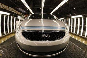 Hyundai-Kia mulai operasikan pabrik di luar Korsel