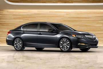 Acura all-new RLX 2014 super mewah