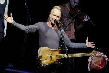Sting dan Peter Gabriel tur bareng