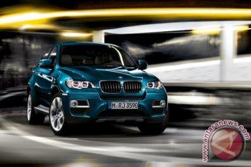 BMW luncurkan New X6