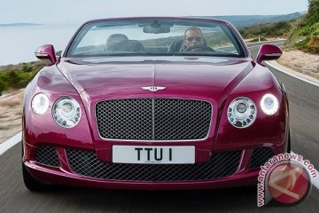 Bentley Continental GT Speed melaju 331 km/jam di Australia