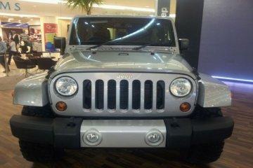 Jeep Wrangler Sahara terbaru lebih macho