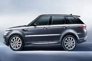 New Range Rover  Sport lebih ringan, makin bertenaga