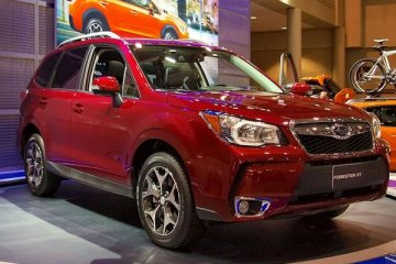 Subaru Recall 10 ribu Forester