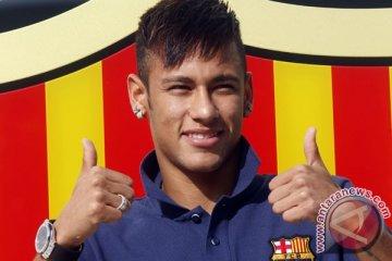 Neymar jadi duta Castrol di Piala Dunia