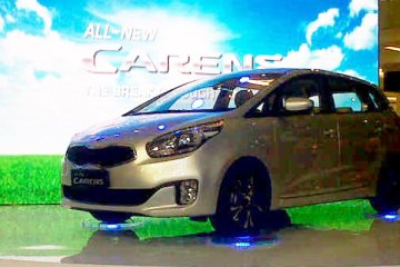 KIA Motors luncurkan All New Carens