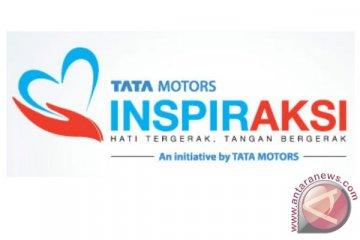 """Tata Motors bantu tiga proyek sosial """"Inspiraksi"""""""