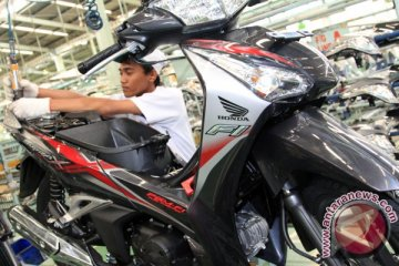 1.000 bikers rayakan 17 tahun Honda Supra di Indonesia