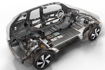 BMW i3 diluncurkan hari ini