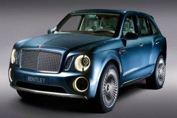 "SUV Bentley ""bikin panik"" merek mewah lainnya"