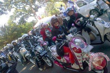 Motor Honda dinobatkan sebagai merek favorit wanita Indonesia