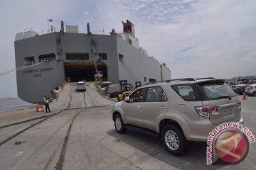 Ekspor Toyota Indonesia naik 53%