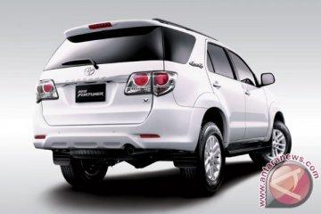 Toyota Fortuner tampil baru