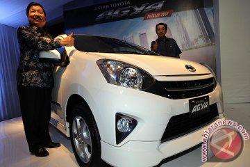 Toyota ingin jual 15 ribu Agya hingga akhir tahun