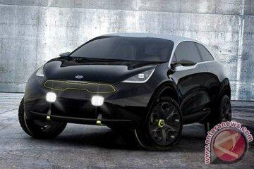 Ini wajah mobil konsep Kia Niro