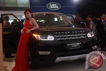 Range Rover termahal di IIMS 2013  Rp4,3 M