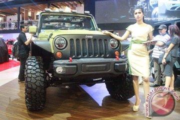 Jeep Wrangler Rubicon menangi penghargaan New Wave Character