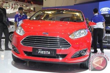 Ford Fiesta Ecoboost lebih ringan lebih irit