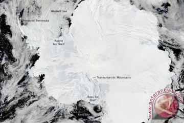 Es Kutub Selatan alami penipisan 80 abad lalu