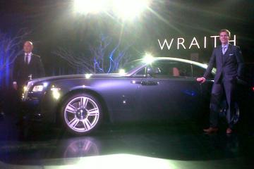 Rolls-Royce laris karena Ghost II dan Wraith Coupe