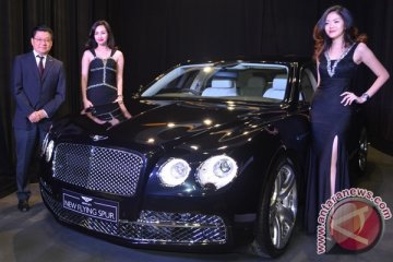 Showroom Bentley terbesar di Asia Tenggara ada di Jakarta