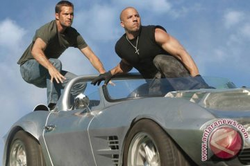 """""""Furious 7"""" sabet dua penghargaan, Vin Diesel terkenang Paul Walker"""