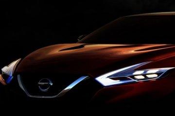 Nissan perlihatkan mobil konsep sedan sport