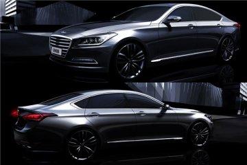 Hyundai akan perkenalkan sedan New Genesis