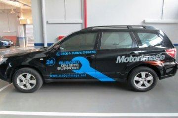 Subaru On-Site Support 24 jam siaga