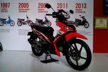 Honda Supra X 61,8 liter/km